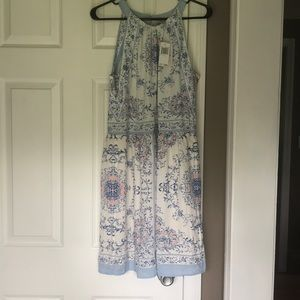 Summer chiffon dress brand new with tags